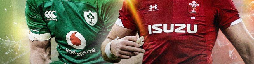 Ireland 24 – 14 Wales 🏉 🇮🇪 🏴