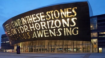 Wales Millennium Centre Closed until further notice – Welsh Business News…