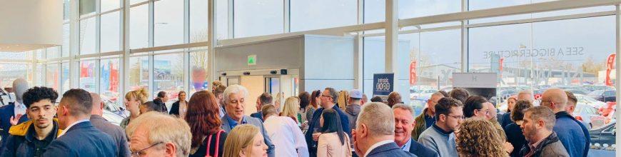 Welsh Business News / WelshBiz – Picture Highlights of Recent Introbiz & Lexus Cardiff Business Event