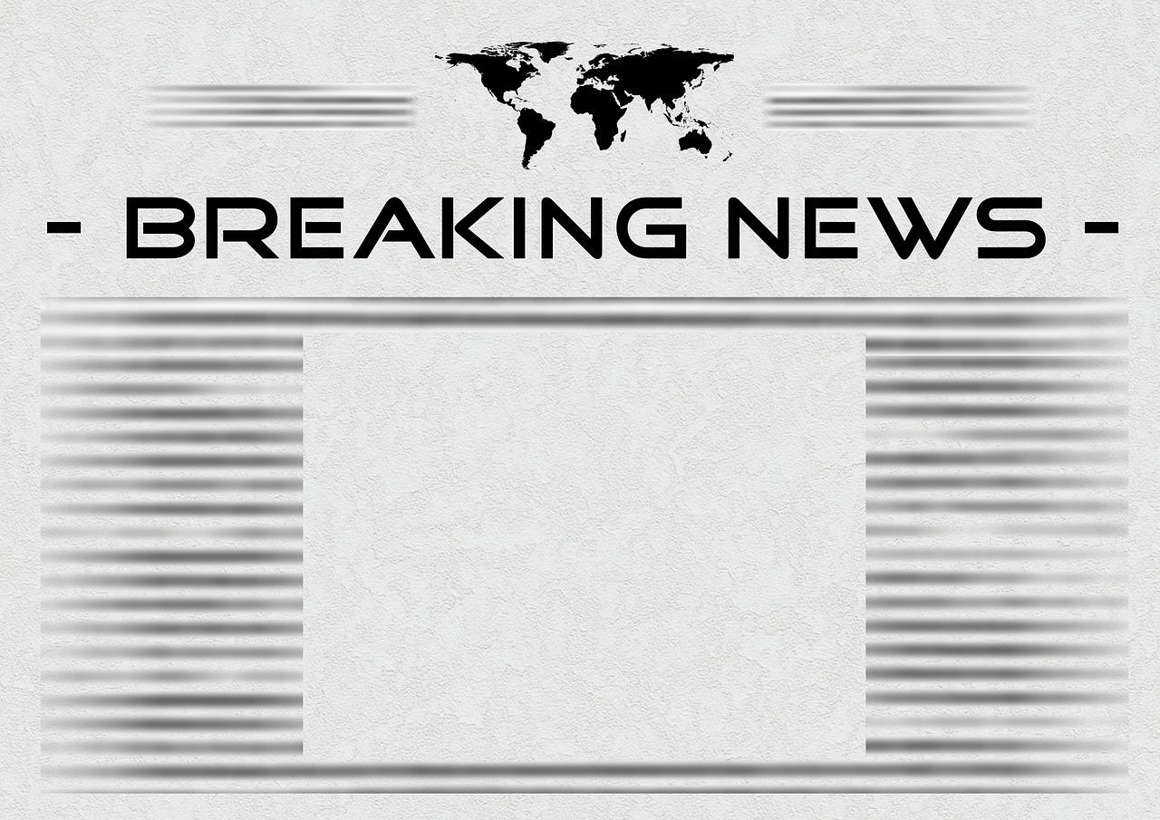 newspaper breaking news- global
