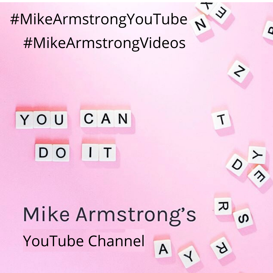 #MikeArmstrongYouTube