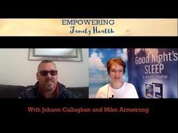 Johann Callaghan Podcast Show with Mike Armstrong